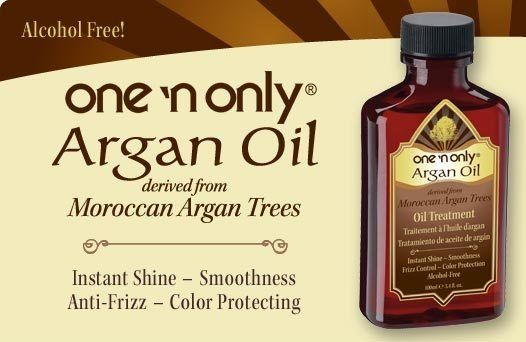 This is my favorite frizz control product. It smells so good and makes my hair sleek and shiny.