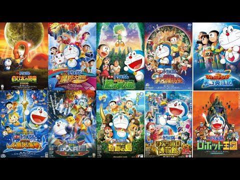 Doreamon All India Movies List Doraemon Movies List Doraemon All Hindi List Youtube In 2021 Doraemon Movie Doraemon All Cartoon Characters Wallpaper