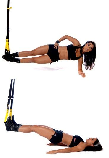 how to build muscle with trx