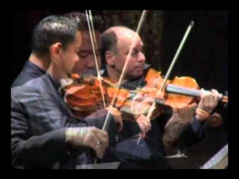 Ludwig Van Beethoven Semana Musical Llao Llao Cuarteto de Cuerdas Fa Mayor op 18 Cuarteto Alexander