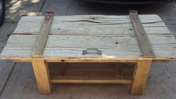 Barn Door Coffee Table Barn Wood Tables We Have Built Pinterest Door Coffee Tables Barn