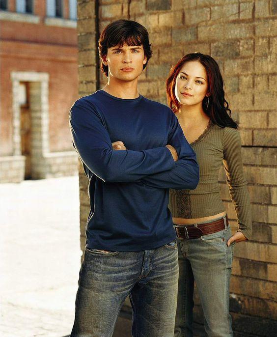 Photos du cast dans Smallville - Smallville Site Web