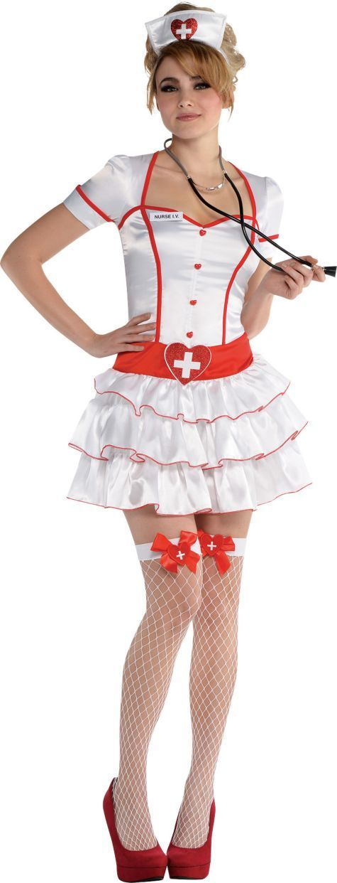 e1a63f4ea29b1 Nurse Costume Halloween Nurse Costume Party Halloween Costume ... Sc 1 Th  226