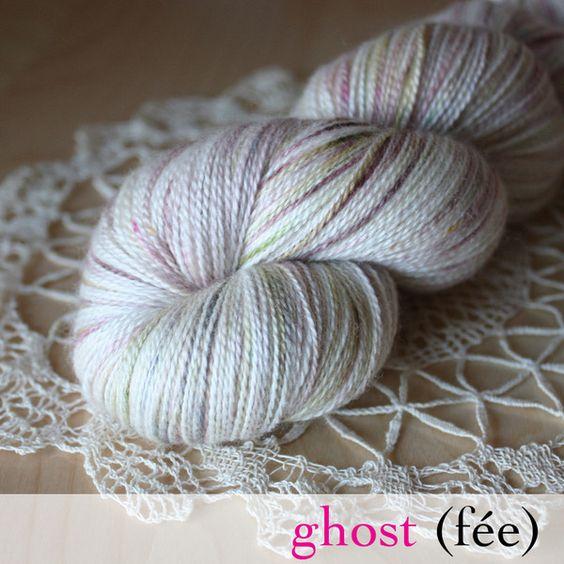 Fée / Lace Weight / Superfine Merino Silk Yarn
