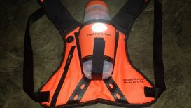 Orange Mud HydraQuiver Review - A Medic's World  @Orange Mud #OrangeMud #HydraQuiver #Hydration #Hiking #Walking #Running #review