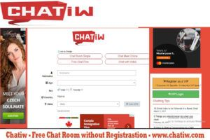 Chatiw Free Chat Room Without Registration Www Chatiw Com