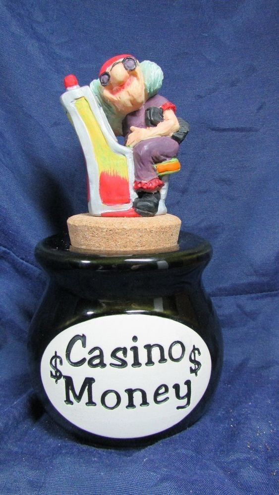 Casino jar money at the tropicana casino in
