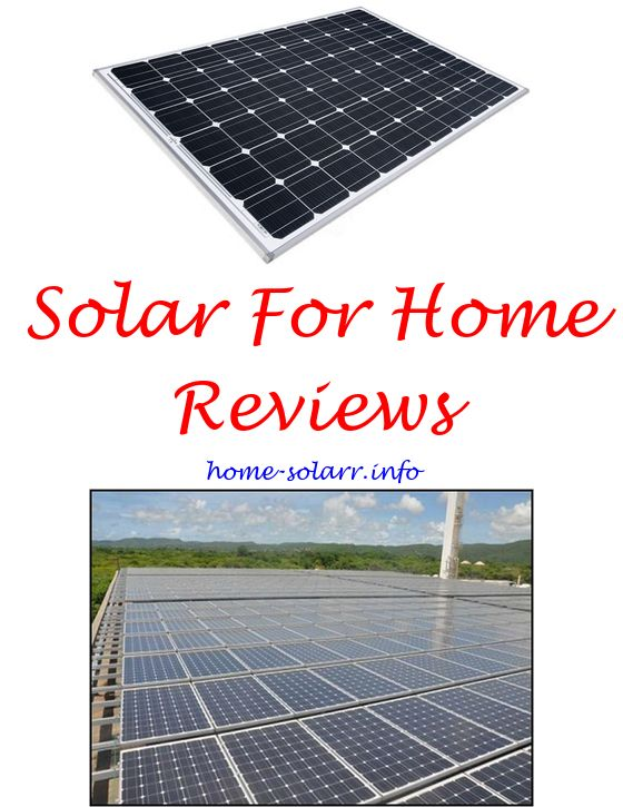 Solar Solar Power House Solar Power Panels Solar Panels Information