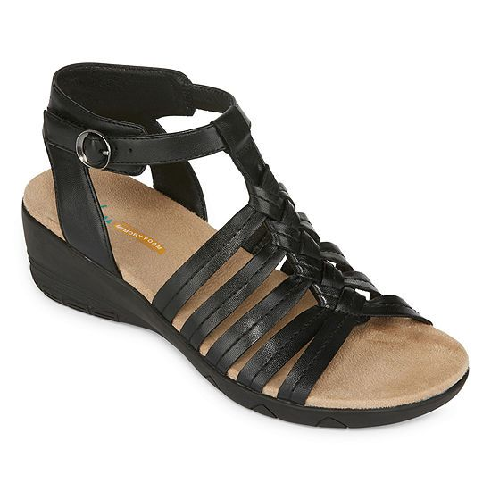 Yuu Hilly Womens Strap Sandals Jcpenney Strap Sandals Sandals