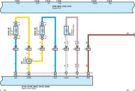Wiring Diagram Ecu 2kd Ftv Throttle Systems Engineering Ecu Systems Engineering Crankshaft Position Sensor
