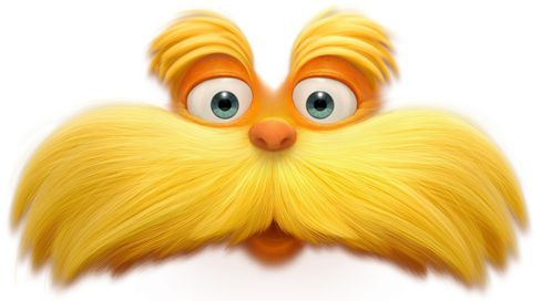 Gallery For gt Lorax Face Printable