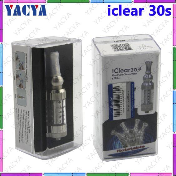 iclear30s cartomizer