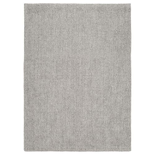 Vokslev Rug Flatwoven Gray 6 7 X9 10 Ikea In 2020 Flatwoven Rugs How To Clean Carpet