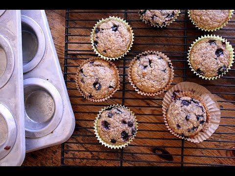 Blueberry Blender Muffins (Gluten-Free)Nicki Sizemore