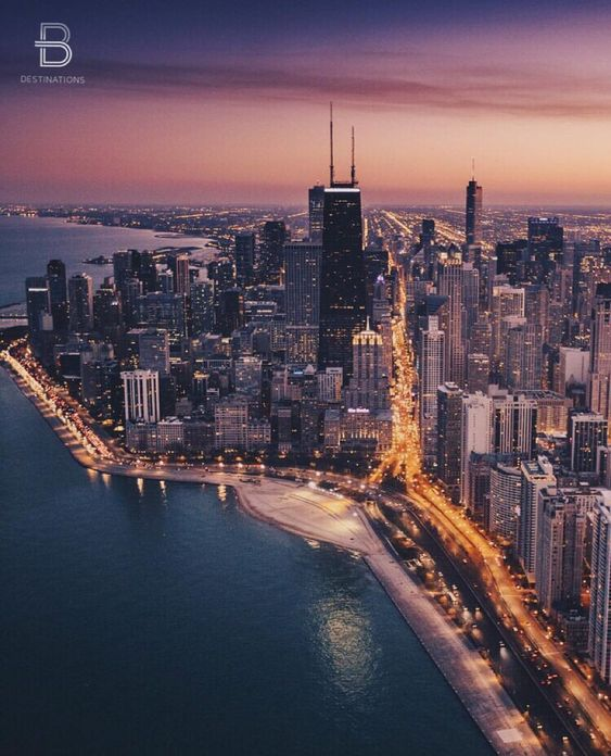 Chicago Illinois USA By: @briannguyen Be sure to check out @BeautifulHotels! by beautifuldestinations