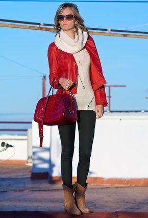 Mango  Sweaters, Zara  Jackets and Zara  Leggings
