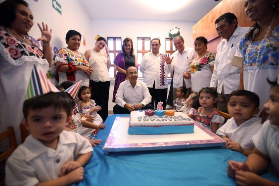 Desarrollo social: Estancias Infantiles se creó en esta administración;  hoy hay más de 9 mil 700 estancias, más que todas las guarderías que se crearon en el siglo XX.