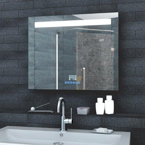 Badezimmerspiegel Radio Badezimmerspiegel Wandspiegel