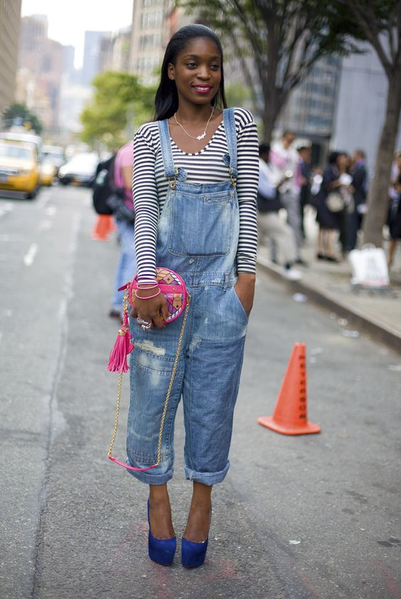 I miss my overalls: