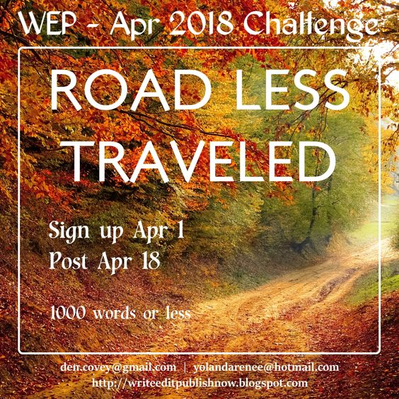 Join us for the April Challenge. Click image for details...