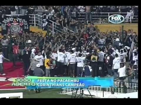 Jogo Aberto - Corinthians Campeão Libertadores da America 2012