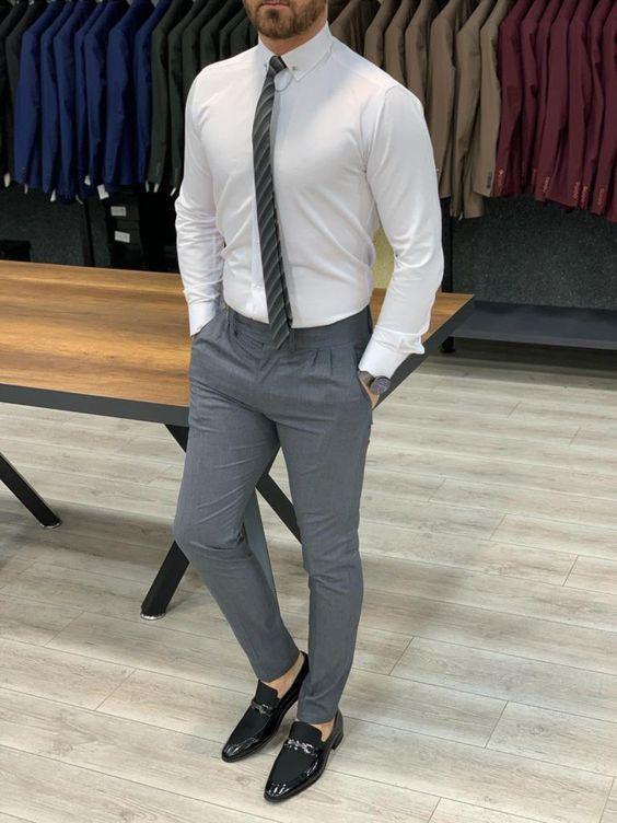 estilo casual elegante vistoso