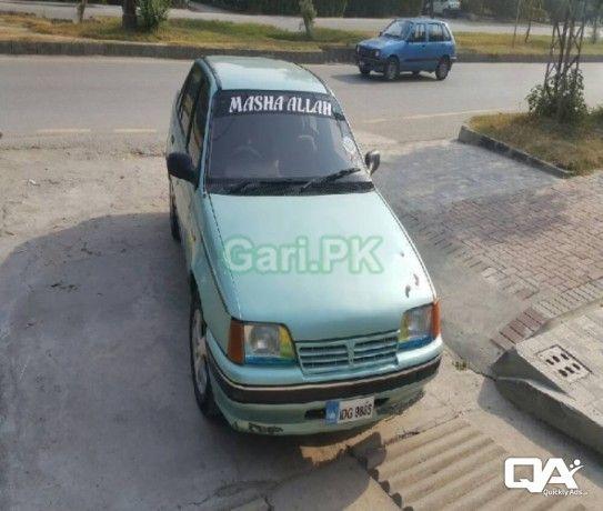 Daewoo Racer 1993 For Sale In Islamabad Islamabad Buy Sell