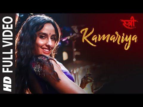 Full Video Kamariya Stree Nora Fatehi Rajkummar Rao Aastha Gill Divya Kumar Sachin Jigar Y Bollywood Songs New Hindi Songs Latest Bollywood Songs
