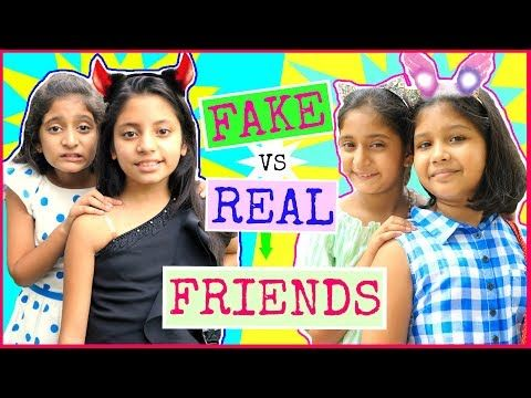 Fake Vs Real Friends Friendshipdayspecial Fun Sketch Roleplay Mymissanand Youtube In 2020 Real Friends Friendship Day Special Happy Friendship Day