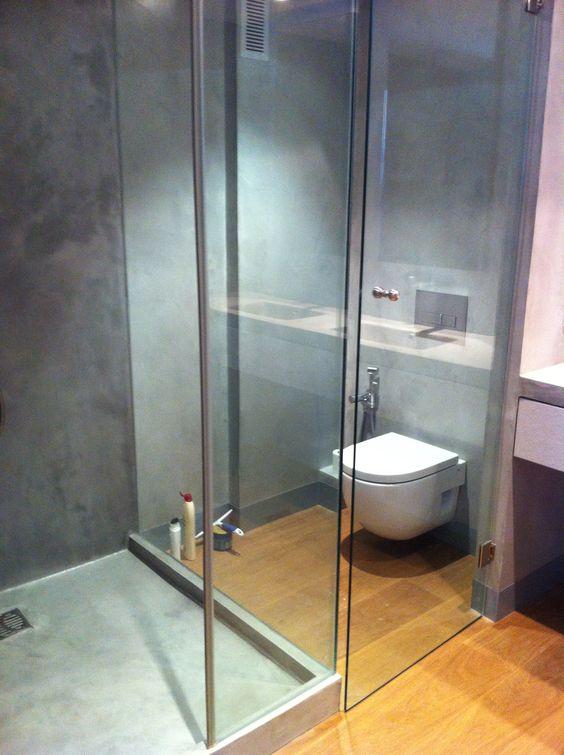 Bathroom With Pandomo By Ardex Badkamer Pinterest