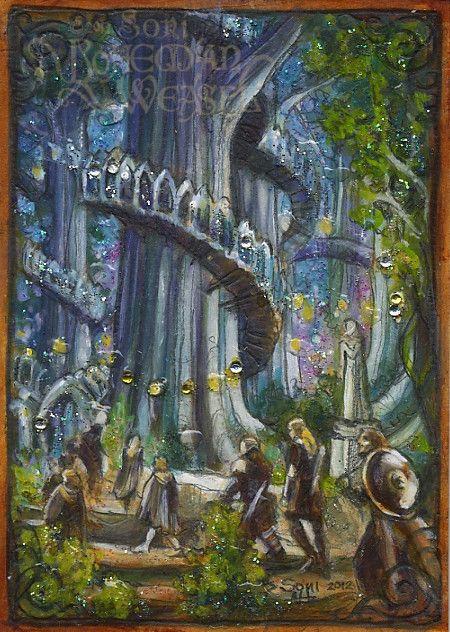 """Résultat de recherche d'images pour """"soni alcorn hender illustrations hobbit"""""""