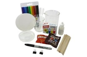 Paper Chromatography: Is Black Ink Really Black?