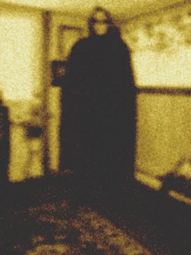 Снимка, направена през 1922 г. в оригиналната къща на 112 Ocean Avenue