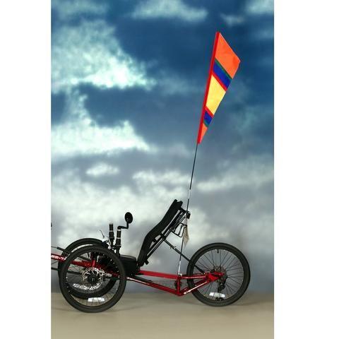 Premiere Soundwinf Bike Flags In 2020 Bike Flag Kite Designs