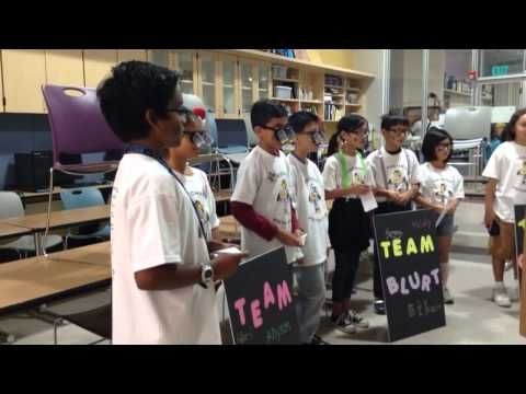 ▷ Sample Project Presentation 2 - YouTube FLL Judging - project presentation