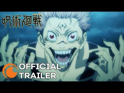 Crunchyroll Has Announced Today That The Highly Anticipated Horror Series Jujutsu Kaisen Will Begin Streaming Exclusively On Crunchyr Jujutsu Crunchyroll Anime