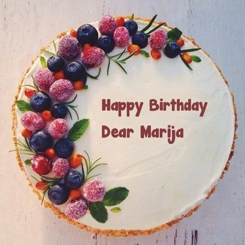 Happy Birthday Unique Cake With Name Images Editor Online Write