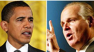 Romney's Implosion Triggers an Epic Rush Limbaugh Obama Hate Meltdown