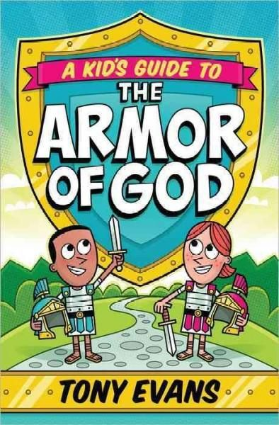As one of the country's most respected evangelical leaders, pastor and author Tony Evans challenges tweens (ages 8 to 12) to explore what the armor of God is all about. He understands that Christian k