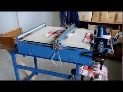 Pin On Lamination Machine