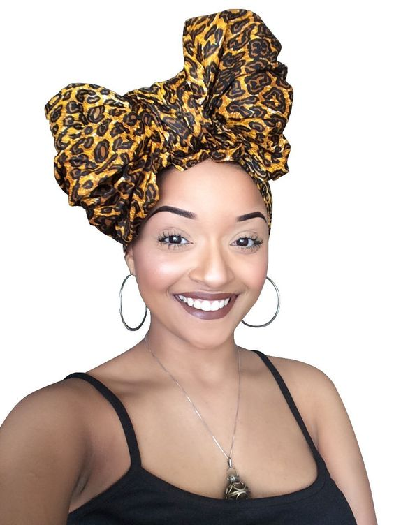 Empress African Print Headwrap ** Want additional info? Click on the image.
