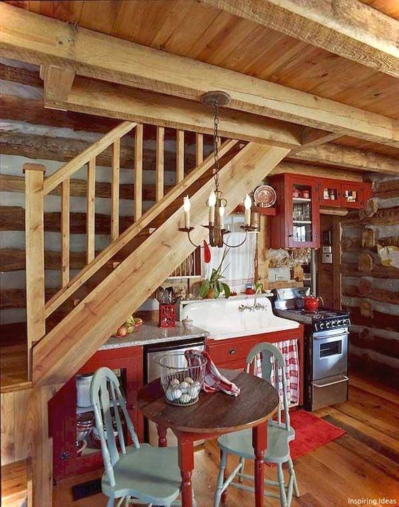 Stunning Farmhouse Interiors