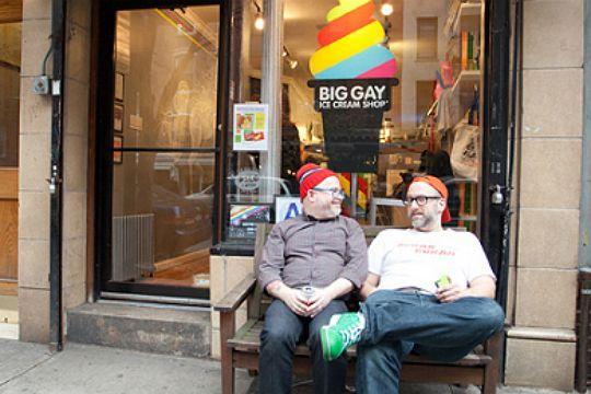 Upcoming One-Offs: Scharf & Schickered; Big Gay Brunch