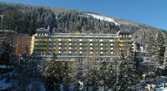 Hotel Norica****S #Austria #wellnesshotel #hotel #therme #spa - spa und wellness zentren kreative architektur