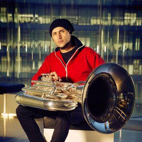 Sérgio Carolino, tuba