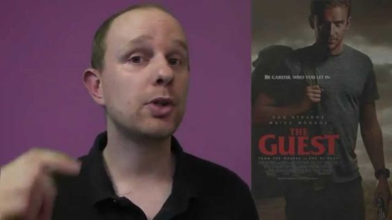The Guest film review by Bryan Lomax.