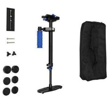 Morros Rig 60cm magique en fibre de carbone de poche caméra steadycam stabilisateur vidéo pour DSLR caméra DV: Amazon.fr: Photo & Caméscopes
