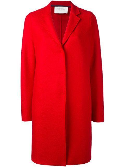 HARRIS WHARF LONDON 'Cocoon' coat. #harriswharflondon #cloth #coat