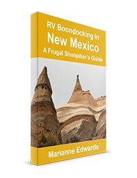 RV Boondocking In New Mexico