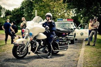Fotograf Kassel   FotoTV Challenge 2011   Amerikanischer Motorradpolizist 01 http://blog.ks-fotografie.net/veranstaltungsfotografie/fototv-challenge-highway-patrol-motorradcop/